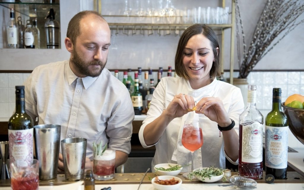 TASTES OF TURIN AND LONDON COMBINE FOR A NEW TWIST ON APERITIVO
