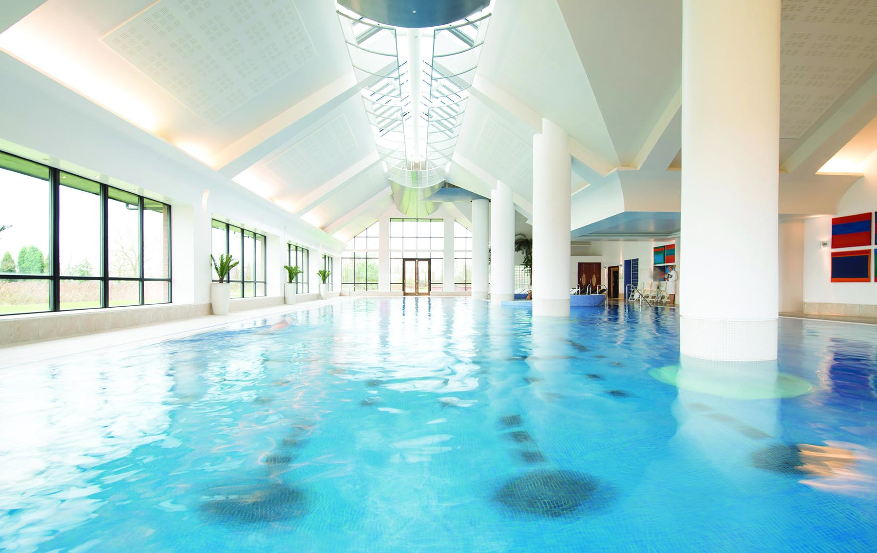 A BLISSFUL SPA ESCAPE AT CHAMPNEYS SPRINGS