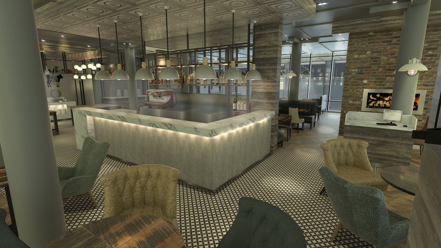 STORE STREET EXCHANGE AND STORE STREET CRAFT BAR ARE COMING TO MANCHESTER