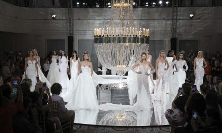 PRONOVIAS AT THE NEW YORK BRIDAL FASHION WEEK