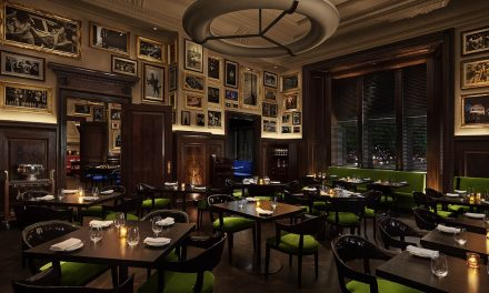 JASON ATHERTON RECEIVES FIRST MICHELIN STAR FOR THE CLOCKTOWER AT THE NEW YORK EDITION