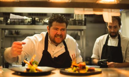A Q&A WITH CHEF STEVEN TUKE