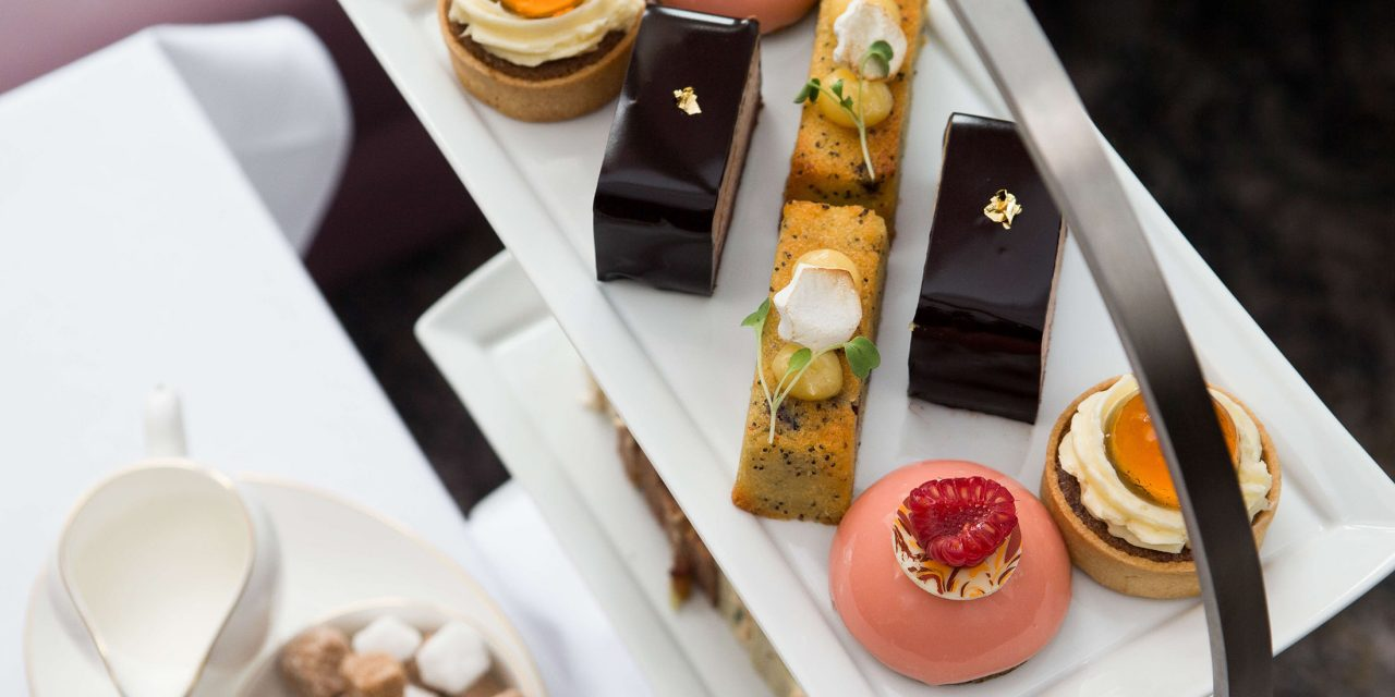 AFTERNOON TEA AT THE MIDLAND REVIEW