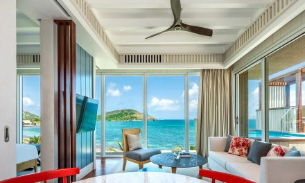 ST. KITTS WELCOMES THE CARIBBEAN'S FIRST PARK HYATT HOTEL