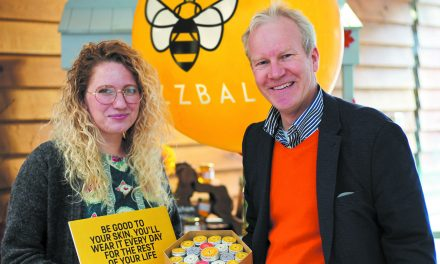 BUZZBALM ON A MISSION TO IMPROVE THE NATION'S SKIN