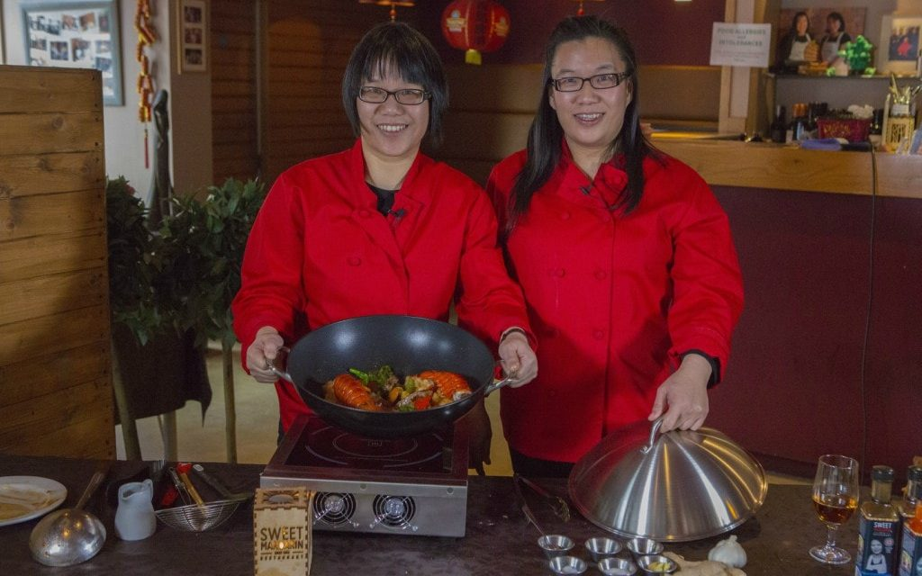 THE WORLD'S MOST EXPENSIVE STIR FRY