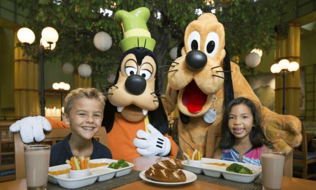 THE MAGIC OF DISNEY DINE RETURNS WITH VIRGIN HOLIDAYS