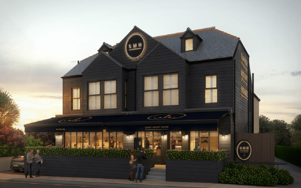 LUXURY SANDY MOUNT HOUSE IS COMING TO RHOSNEIGR