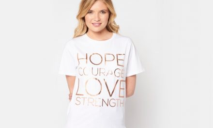 MANCHESTER ETHICAL FASHION LABEL CREATES T-SHIRTS TO FIGHT CANCER