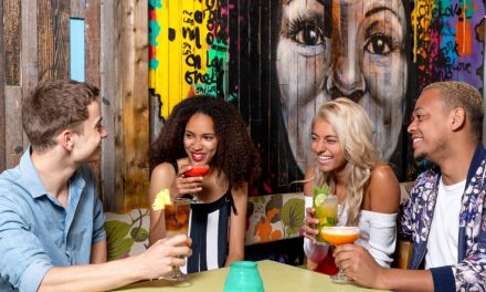 TURTLE BAY LAUNCH CARIBBEAN COCKTAIL TABLES – A NEW SUMMER SOCIAL EXPERIENCE