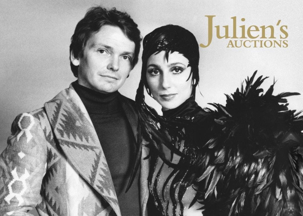 COSTUMES WORN BY CHER, CAROL BURNETT, RAQUEL WELCH, LAUREN BACALL, JULIA-LOUIS DREYFUS FOR SALE AT JULIEN'S AUCTION