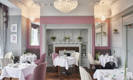 LAURA ASHLEY THE TEA ROOM LAUNCHES AT BURNHAM BEECHES HOTEL