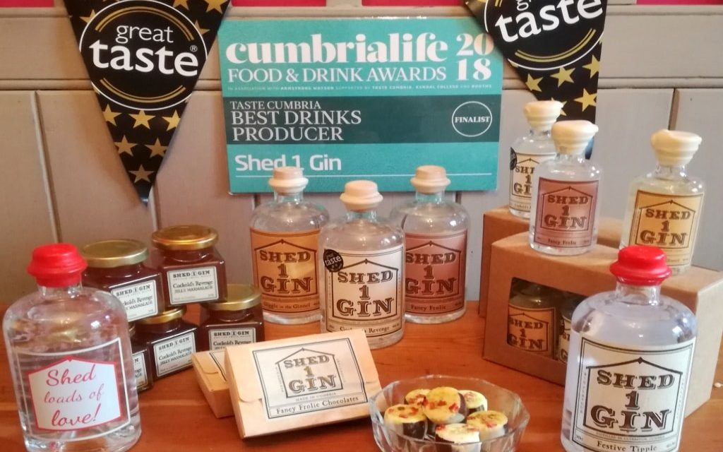 SMALL UK GIN DISTILLERY PICKS UP 2ND AWARD AHEAD OF SECOND BIRTHDAY