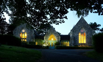 THE OLD CHURCH HOUSES YOU SHOULD VISIT THIS HALLOWEEN
