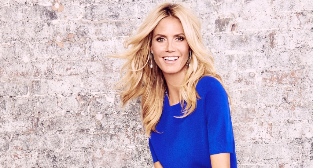 PERFECTIL UNVEILS HEIDI KLUM AS NEW UK CELEB AMBASSADOR