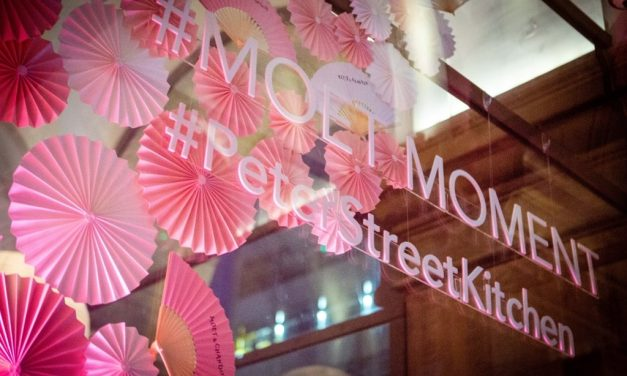 PETER STREET KITCHEN COLLABS WITH MOET & CHANDON FOR SPRING 2020