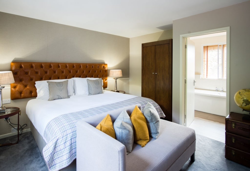 STAY AT THE BELFRY'S BRABAZON LODGE FROM £75PP