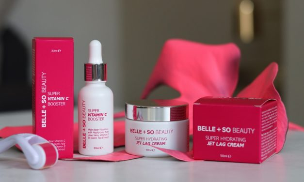 5 BENEFITS OF BELLE + SO SUPER VITAMIN C BOOSTER SERUM