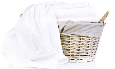 THE LEAST LAUNDERED ITEMS IN THE HOME ARE REVEALED