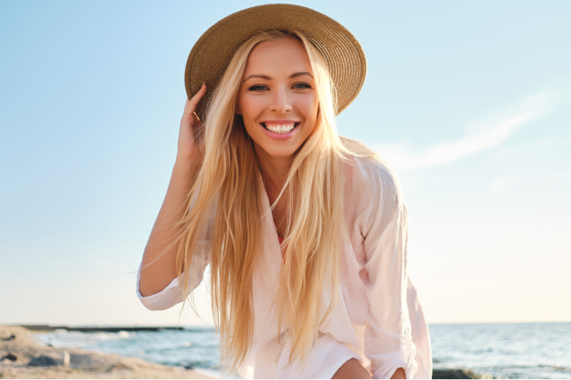 GOLDEN RULES FOR HAIR THAT SHINES THIS SUMMER