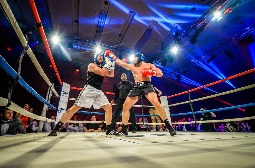 CHARITY BOXING NIGHTS ARE BACK!
